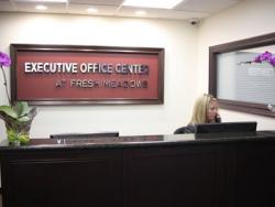 Executive Office Center provides office space rentals for those who run their own business yet have no established or long-term office space with rent as low as $750 per month. Photo Jason D. Antos